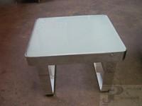 Muebles de hierro, mesa de centro